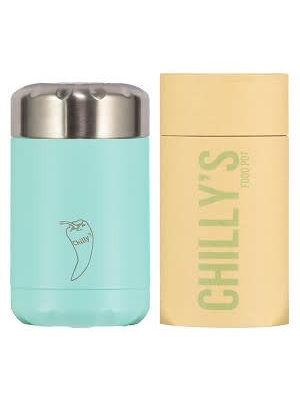 Chilly's Bottle Chilly's FoodPot 300ml Pastel Green