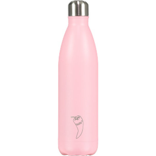 Chilly's Bottle Chilly's Bottle 750ml Pastel Pink