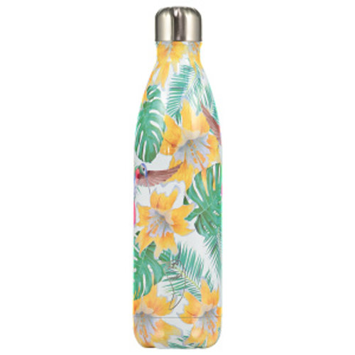 Chilly's Bottle Chilly's Bottle 750ml Tropical Flower