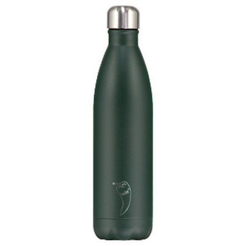 Chilly's Bottle Chilly's Bottle 750ml Green Matte