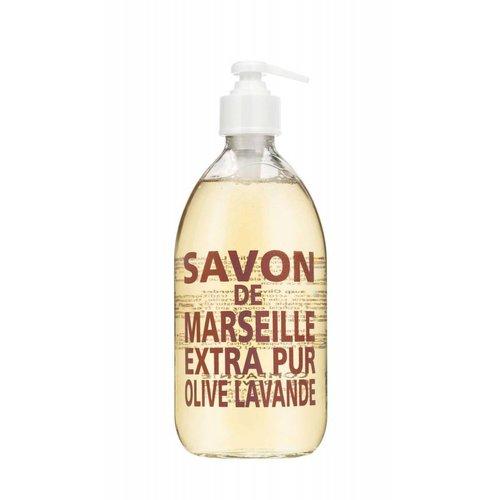Compagnie de Provence Liquid Soap 500ml Lavander