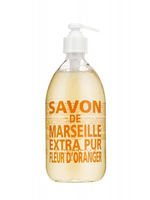 Compagnie de Provence Liquid Soap 500ml Orange Blossom
