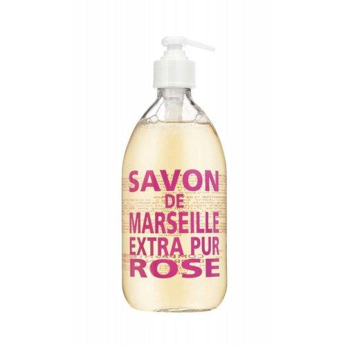 Compagnie de Provence Liquid Soap 500ml Wild Rose