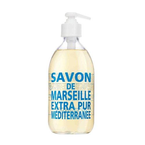 Compagnie de Provence Liquid Soap 500ml Mediterranee