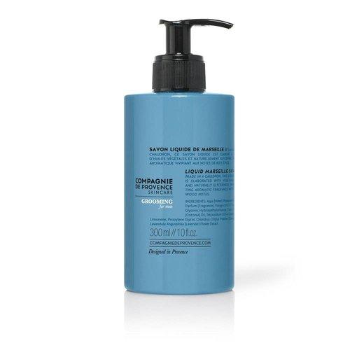 Compagnie de Provence Liquid Soap 300ml Grooming Men
