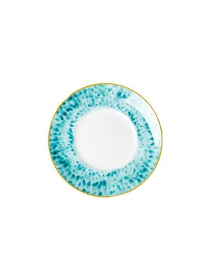 Rice Dessertbord Glaze Jade