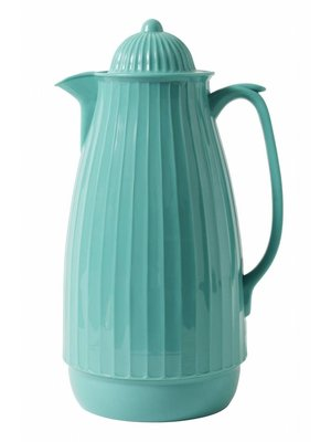 Thermos kan 1 ltr Turquoise