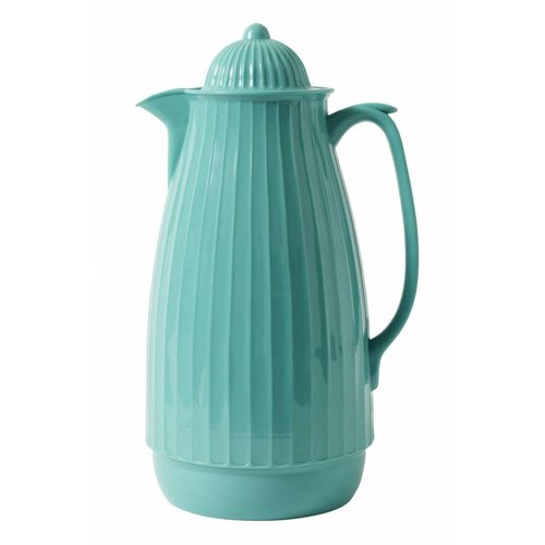 Nordal Thermos kan 1 ltr Turquoise