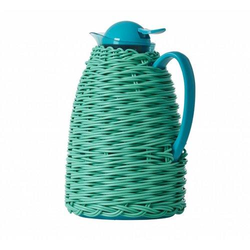 Rice Thermoskan 1 ltr Plast.Weave