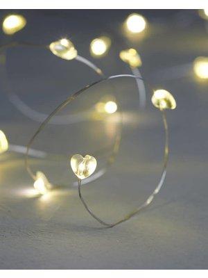 Sirius Lærke lichtjes 20L helder/zilver