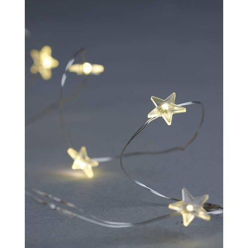 Sirius Trille lichtjes 40L helder/zilver