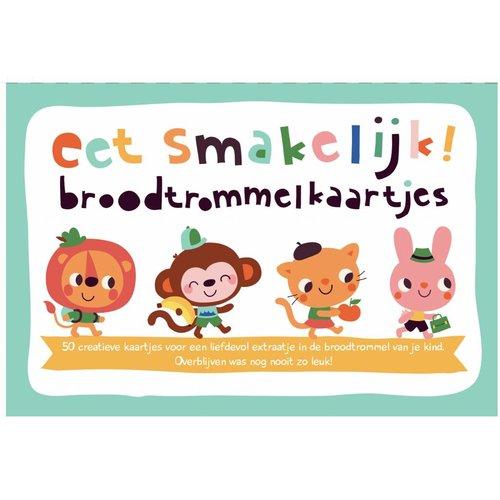Kosmos Uitgevers Eet Smakelijk broodtrommel kaartjes