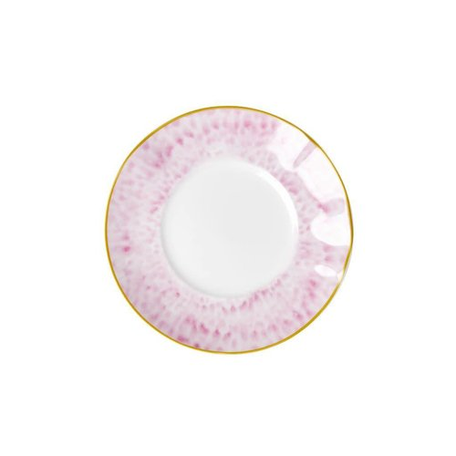 Rice Dessertbord Glaze Bubblegum Pink