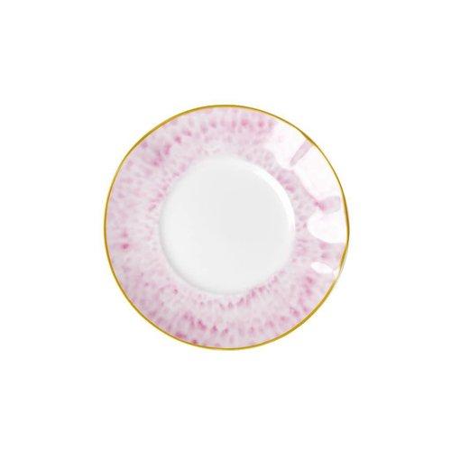 Rice Dessertbord Glaze Pink