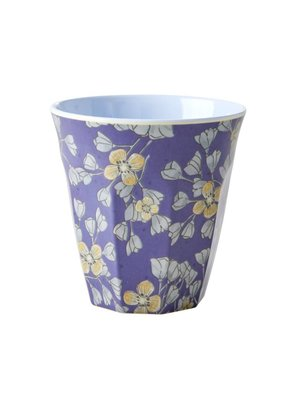 Rice Mel Cup Hanging Flowers