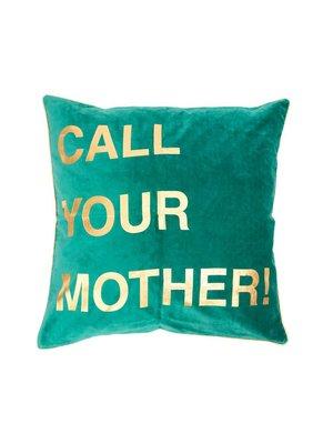 Rice Pillow 60x60 Mother Jade