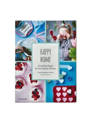 Rice Happy Home Cooking boek