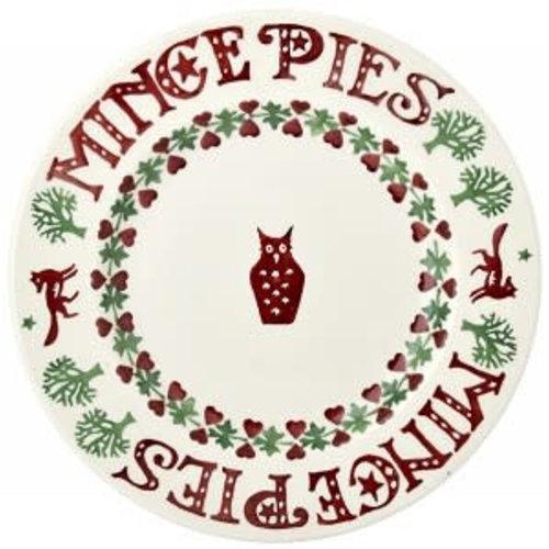 Emma Bridgewater 8.5 Plate Christmas Joy