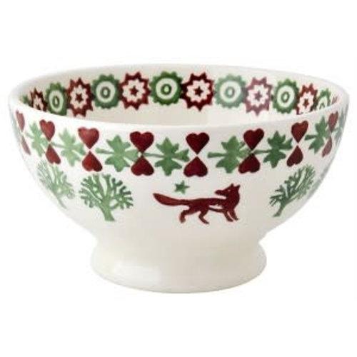 Emma Bridgewater Frenchbowl Christmas Joy