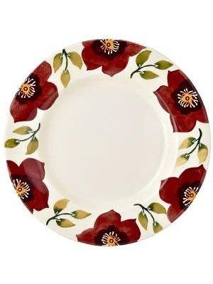 Emma Bridgewater 10.5 Plate Christmas Rose