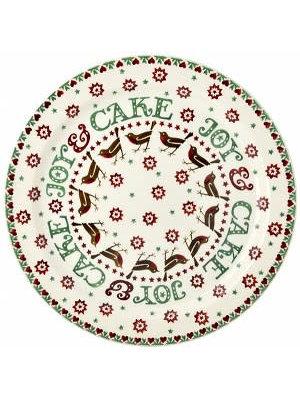 Emma Bridgewater Cake Plate Joy Robin