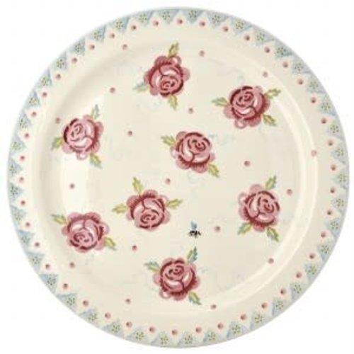 Emma Bridgewater Cake Plate Rose & Bee