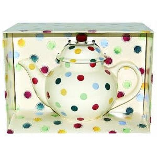 Emma Bridgewater 4 Mug Teapot Polka Dot