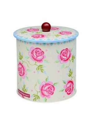 Emma Bridgewater Blik Biscuit Barrel Rose & Bee