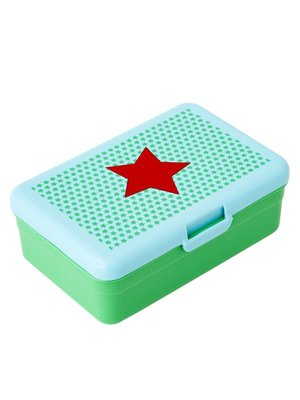 Rice Lunchbox L Boy Star