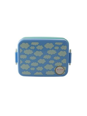 Rice Lunchbox Wolk / Cloud blauw