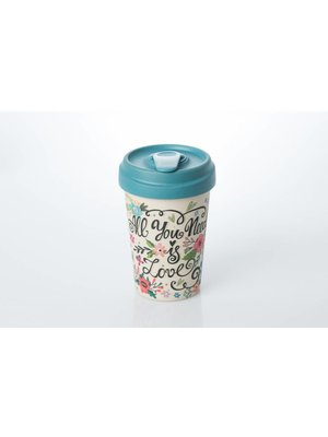 Chic.mic BambooCUP All you need is love