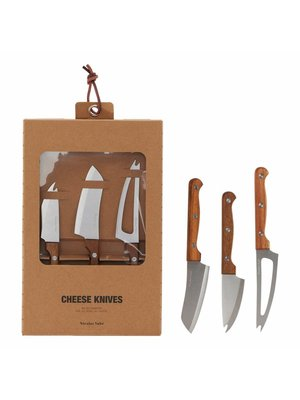 Cheese knives set/3
