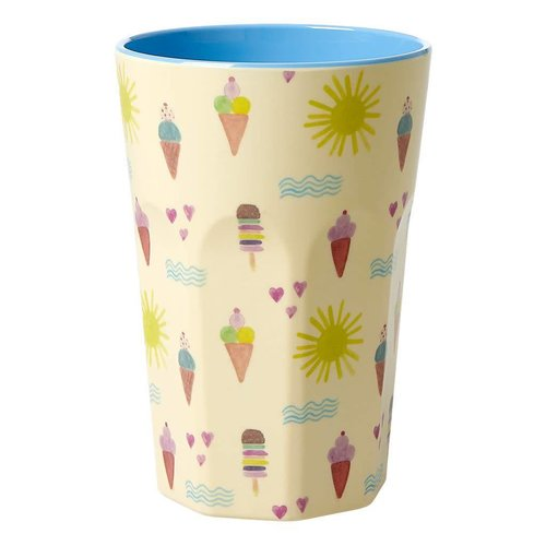Rice Tall Cup Summer