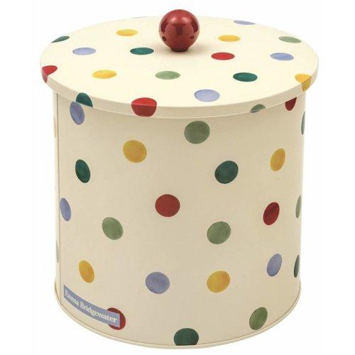 Emma Bridgewater Blik Biscuit Barrel Polka Dots
