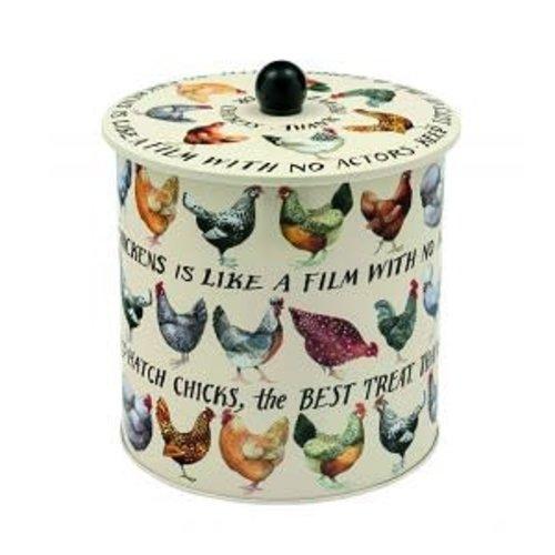 Emma Bridgewater Blik Biscuit Barrel Hens