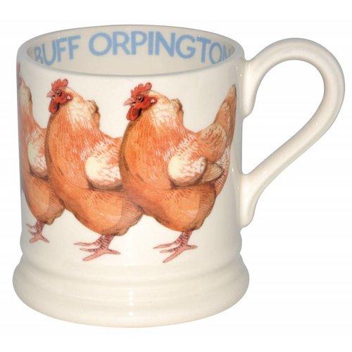 Emma Bridgewater 0.5 pt Mug Buff Orpington