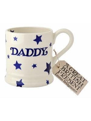 Emma Bridgewater 0.5 pt Mug Daddy Star