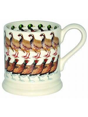 Emma Bridgewater 0.5 pt Mug Game Birds