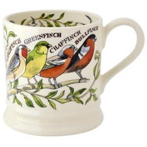 Emma Bridgewater 0.5 pt Mug Garden Birds