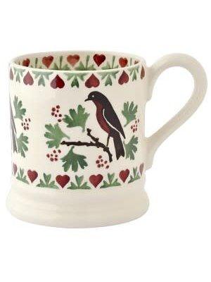 Emma Bridgewater 0.5 pt Mug Joy Robin