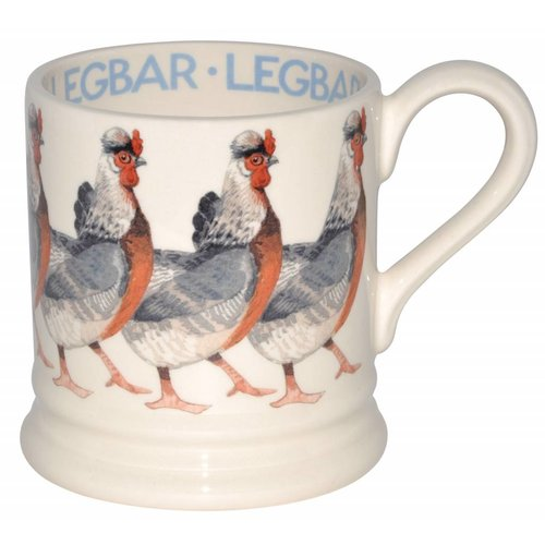 Emma Bridgewater 0.5 pt Mug Legbar
