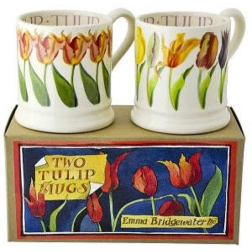 Emma Bridgewater 0.5 pt Mug Tulip ass