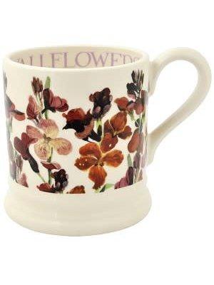 Emma Bridgewater 0.5 pt Mug Wallflower litho