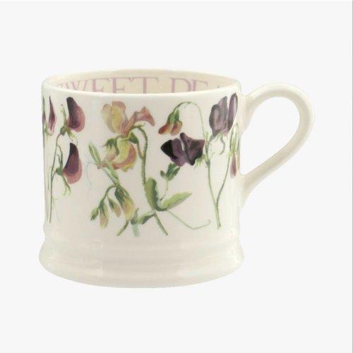 Emma Bridgewater Small Mug Sweet Pea Purple