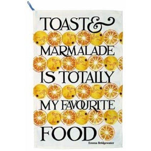 Emma Bridgewater Theedoek Toast & Marmalade
