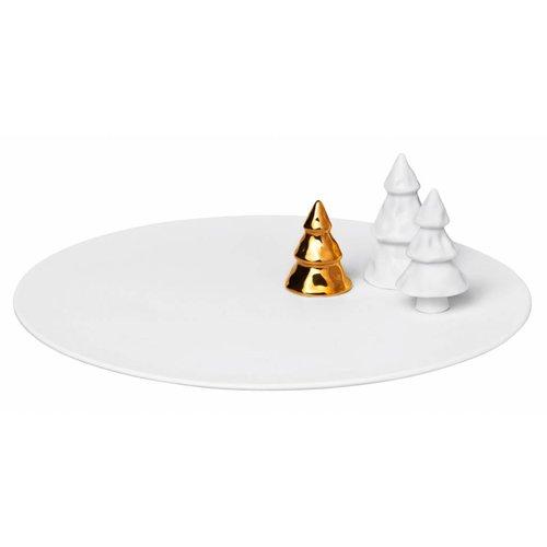 Räder Advent Plate