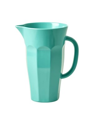 Rice Kan / Pitcher / Jug melamine dark green