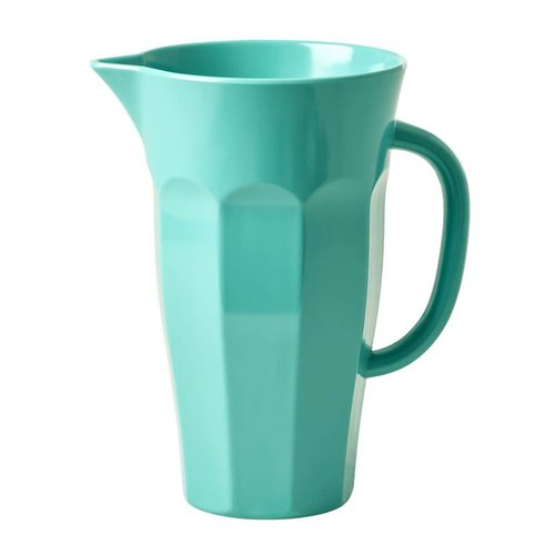 Rice Kan / Pitcher melamine dark green