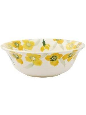 Emma Bridgewater Cerealbowl Yellow Wallflower
