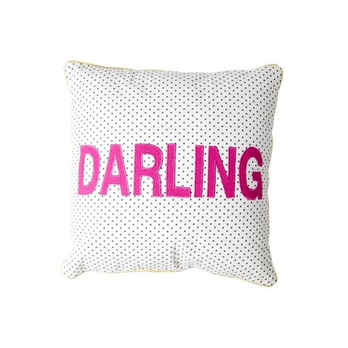 Rice Kussen 40x40 Darling applique